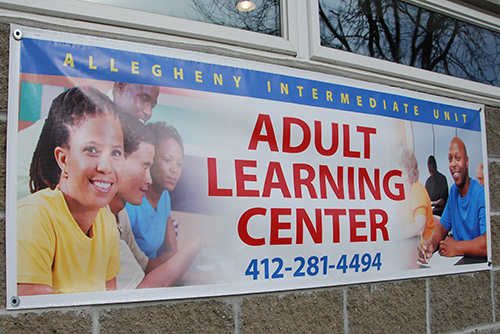 adult education banner